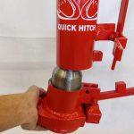 Gooseneck Quick Hitch