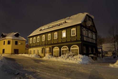 Umgebindehaus Schönbach