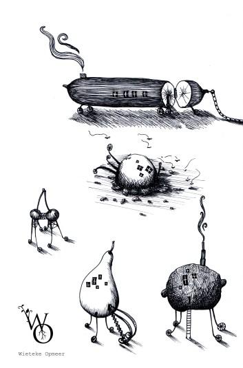planet veg, fruits and crash