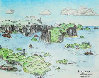Hong Kong Islands