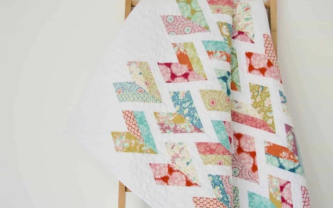 Tilda Harvest | The 'Lovebird' Quilt