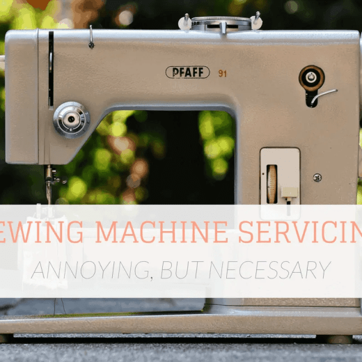 Sewing Machine Servicing