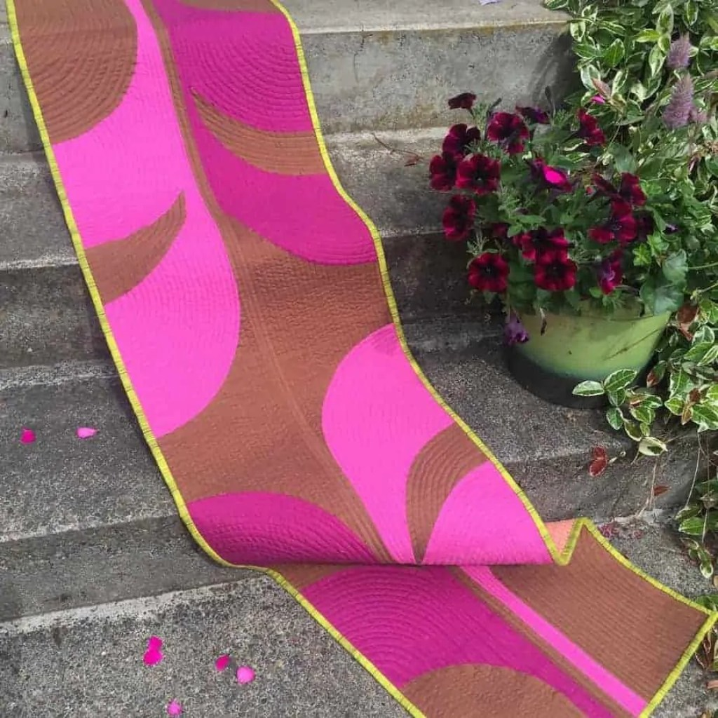 Wife-made Palma Quilt Pattern