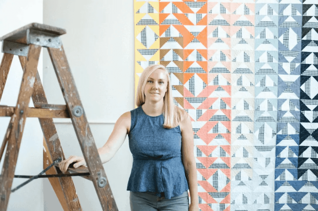 Finding Colour Confidence with Meghan Buchanan of Then Came June