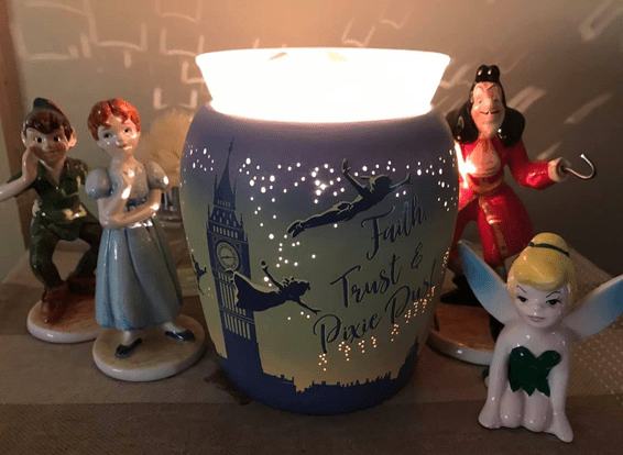Disney Tinker Bell: Faith, Trust & Pixie Dust – Scentsy Warmer