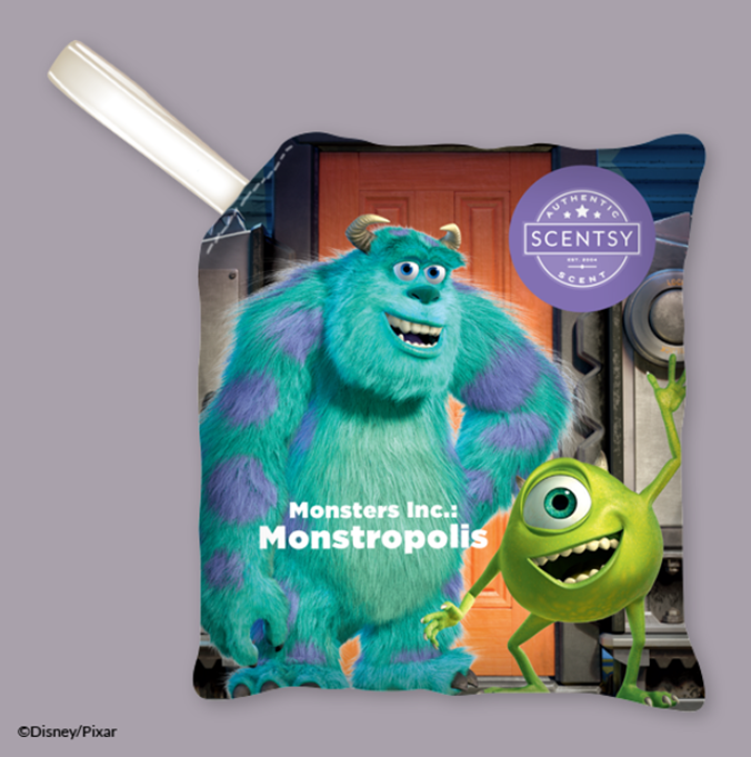 Disney Monster Inc. Scentsy Buddies Collection