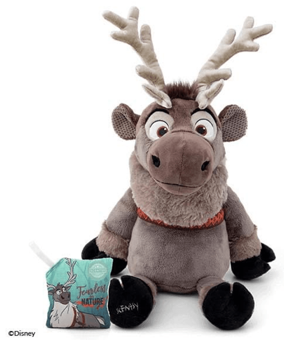 Disney Frozen, Sven Scentsy Buddy & Fearless By Nature Scentsy Scent