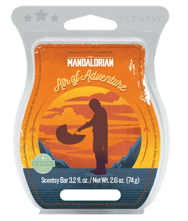 Scentsy New Star Wars From The Mandalorian The Child Scentsy Warmer