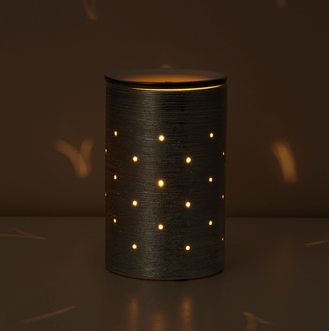 Scentsy Warmer Of The Month Rose Gold, Gold, and Silver Etched Core Full and Mini Warmers and Jade & Jasmine Scent for January 2021
