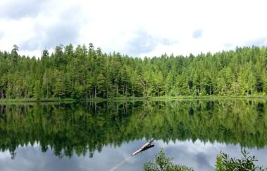Brown Lake, BC, Canada