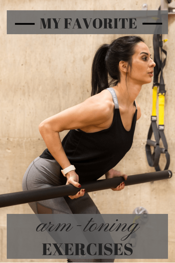 MY FAVORITE ARM-TONING EXERCISES - The Wifey Diaries