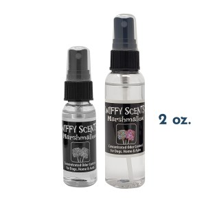 2 oz. Marshmallow Scented Fragrance Spray for Dogs, Home, and Auto