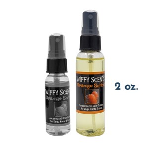 2 oz. Orange Sorbet Scented Fragrance Spray for Dogs, Home, and Auto