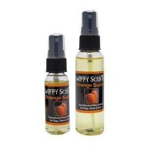 Orange Sorbet Scented Fragrance Spray for Dogs, Home, and Auto