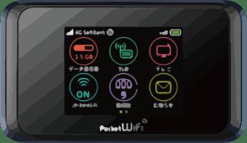 Wi-Fiルーター502HW