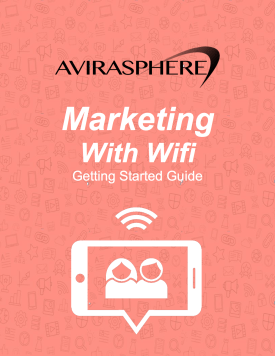 Avirasphere How to guide wifi marketing