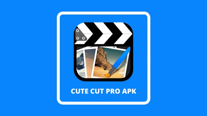Cute Cut Pro APK No Watermark