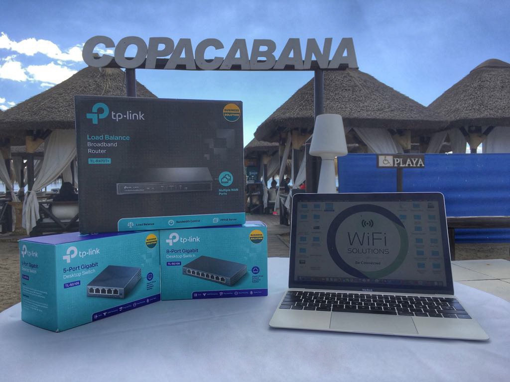 Copacabana - WiFi Solutions