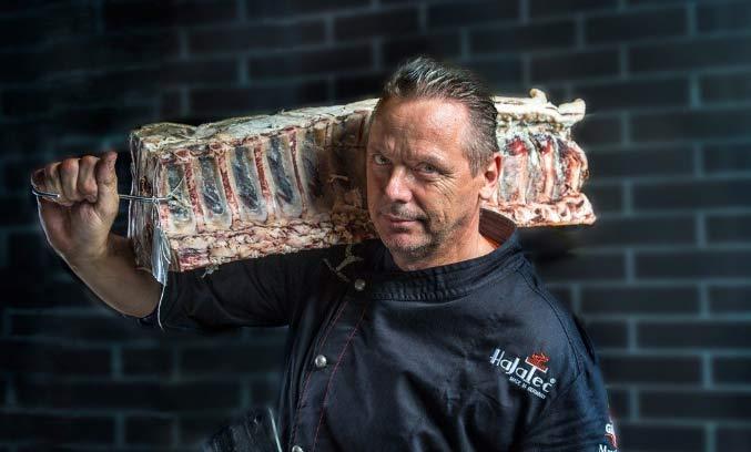 Wie man im Goldhorn Beefclub ein Steak für 4.000 Euro verkauft