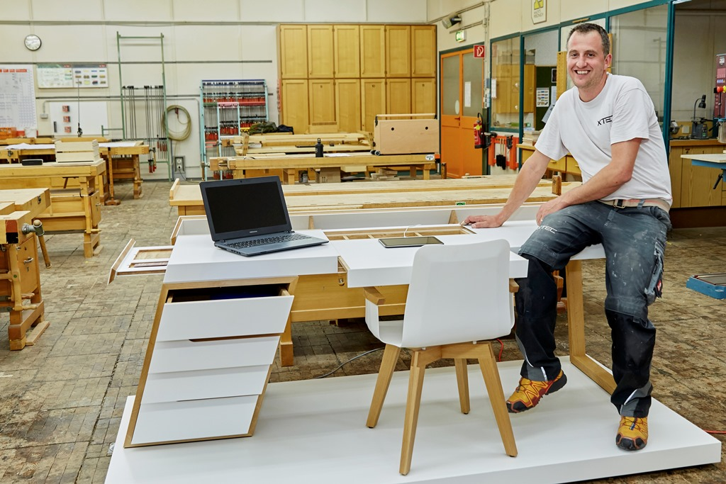 Thomas Reiter, X-TEC GmbH