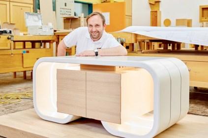 Andreas Senger, Deutschmann GmbH