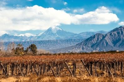 Aconcagua, Argentinien