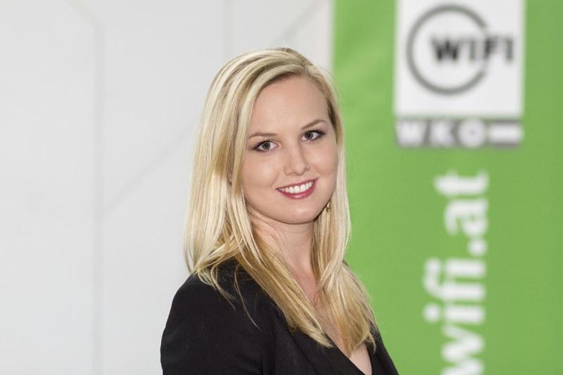 WIFI-Testimonila Monika Zechner