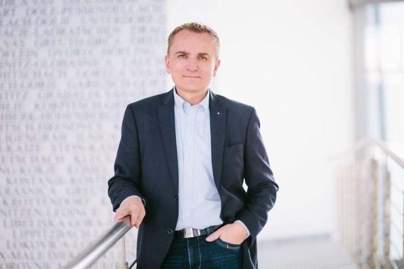 Ao. Univ. Prof. Mag. Dr. Gernot Mödritscher, Foto: Christina Supanz