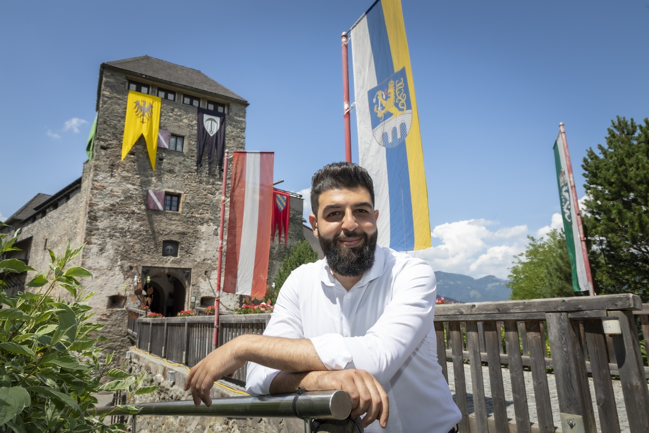 Tourismusmanagement WIFI Steiermark Andrew Abed Elnour Burg Oberkapfenberg