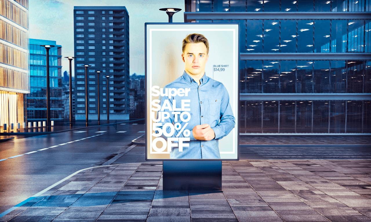 DOOH & Programmatic TV: Schöne neue Werbewelt