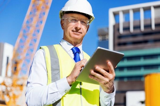 Sicherheitsfachkraft am Bau