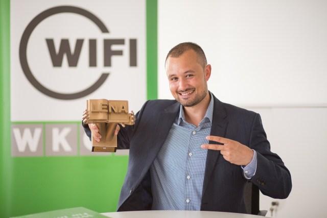 WIFI Steiermark Lena-Award Sayd Ali Blended Learning