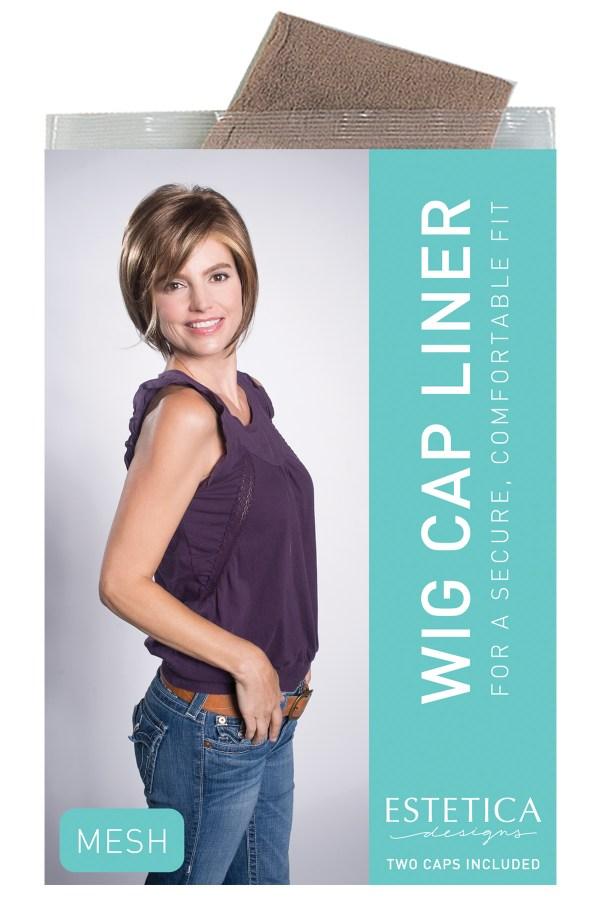 wig cap liner mesh