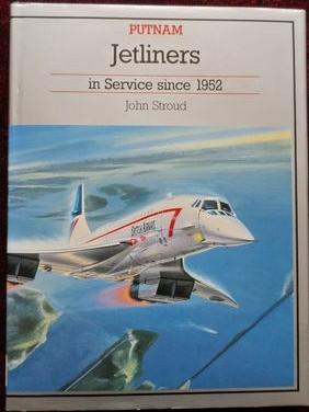 Putnam 'Jetliners in Service since 1952'