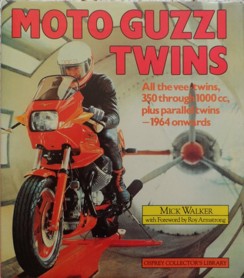 Moto Guzzi Twins by Mick Walker