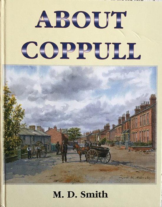 About Coppull by M.D. Smith