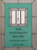 Hangman's Record Volume Two: 1900-29 By Steve Fielding