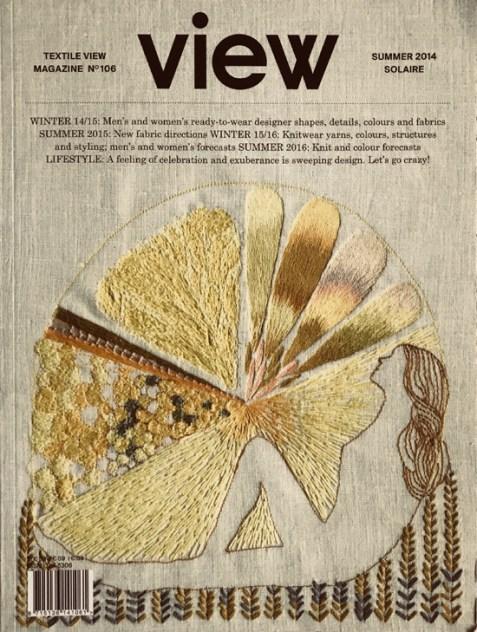 Textile View Magazine No. 106