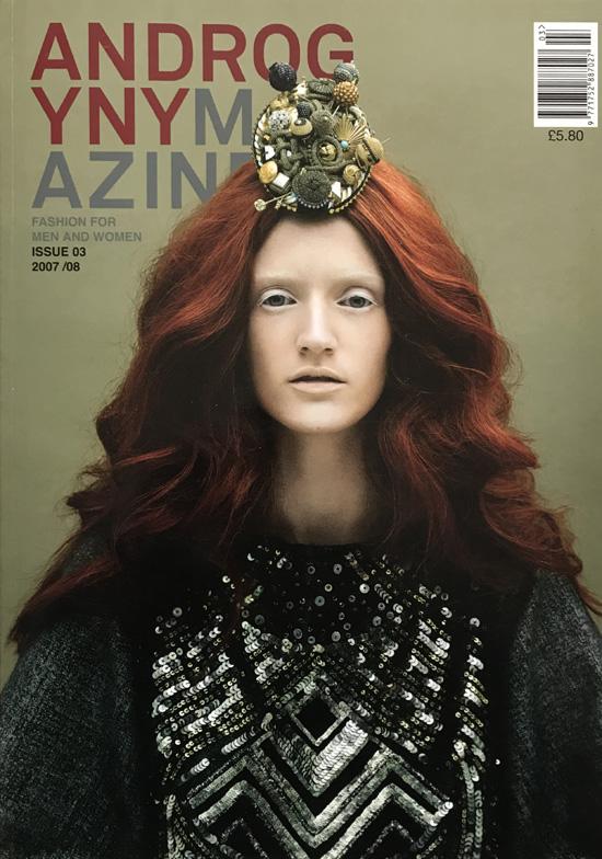 Androgyny Magazine Issue 3