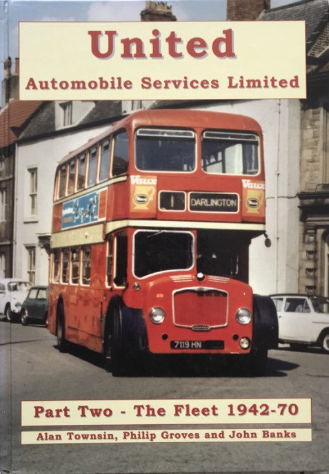 United Automobile Services Limited: Part 2 - The Fleet 1942-70