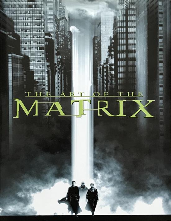 The Art of The Matrix By Larry Wachowski, Andy Wachowski and Geof Darrow