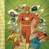 The Greatest Flash Stories Ever Told By Mike Gold (First Printing)