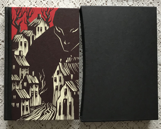 The Golem by Gustav Meyrink - Folio Society