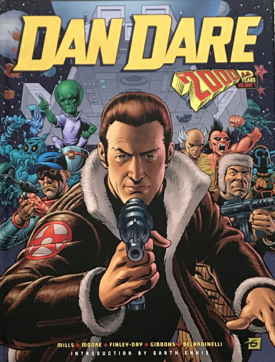 Dan Dare: The 2000 AD Years Volume 1