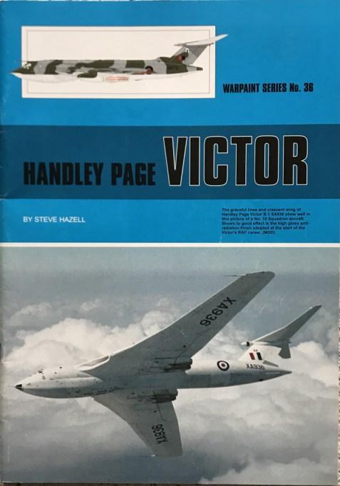 Warpaint Series No.36: Handley Page Victor