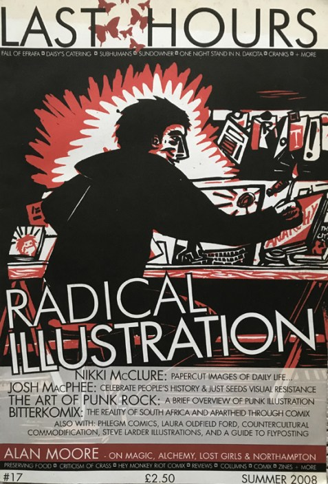 Last Hours: Issue 17 - Radical Illustration