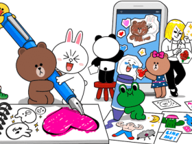 Cara Download Tema Line Gratis