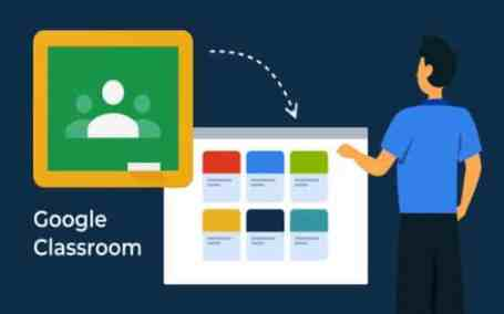 Cara Kerja Google Classroom