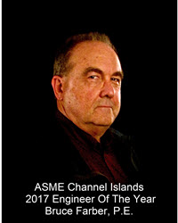 Wiggins' Bruce Farber Selected as ASME Engineer of the Year