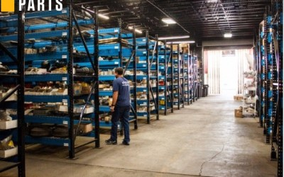Best of the best — the Wiggins Parts Department